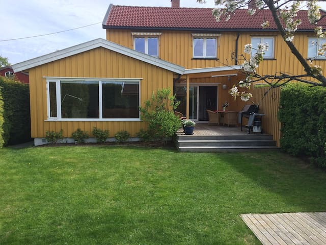 9 min to town, sleeps up to 8 pers - Oslo - House