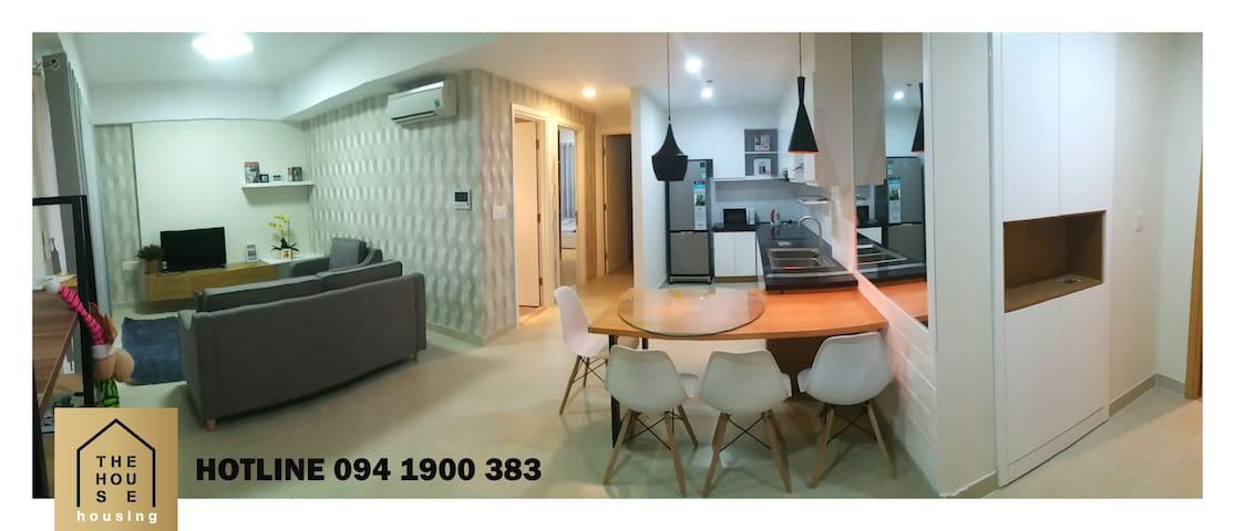 Masteri, Thảo Điền, Vincom Mega Mall - Ho Chi Minh City - Appartement