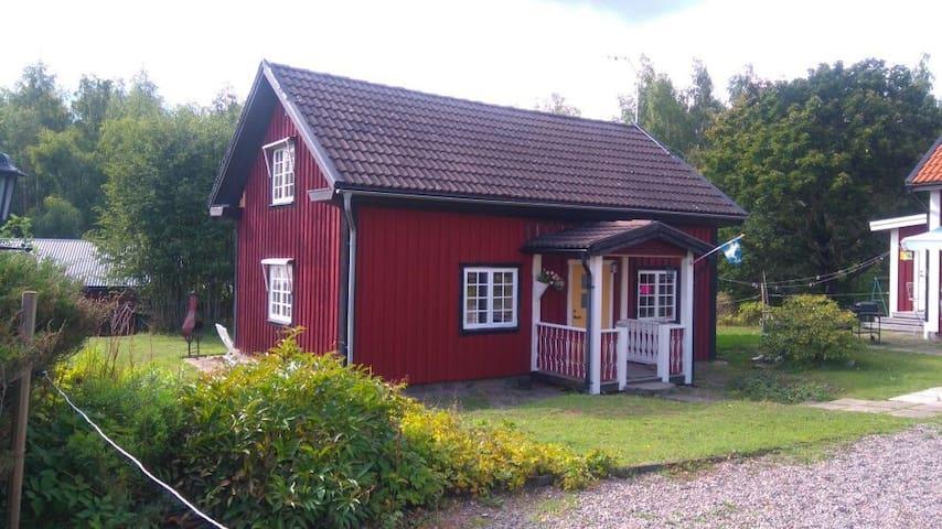 Cozy little farm in Lofta