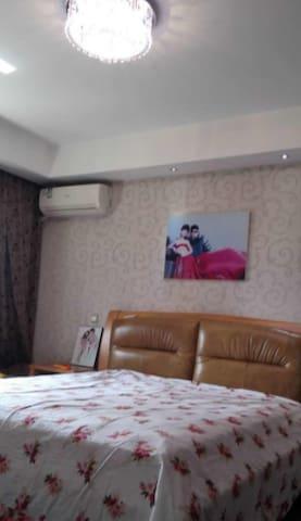 装修第一次出租新城站四室二厅二卫家电齐 - Wenzhou - Flat