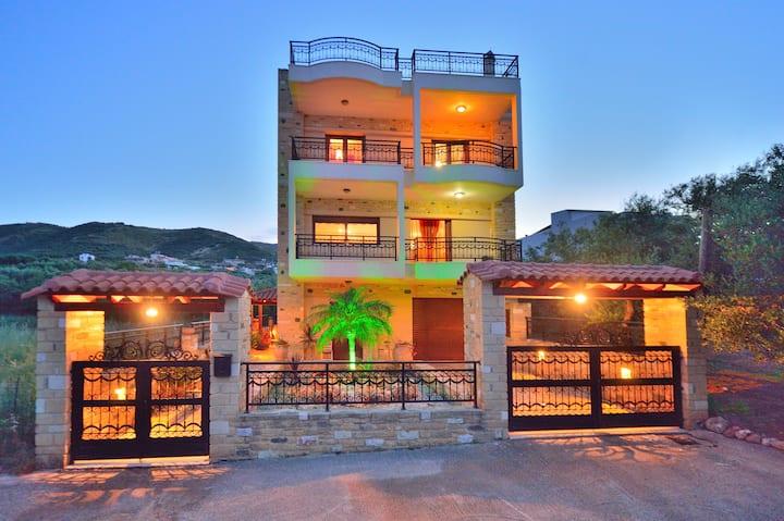 Villa Pirgos - Kissamos