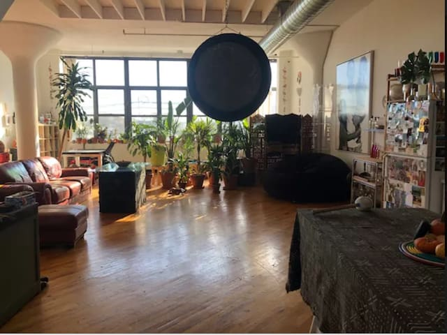 AMAZING LOFT FOR SUBLET NYC/JERSEY CITY