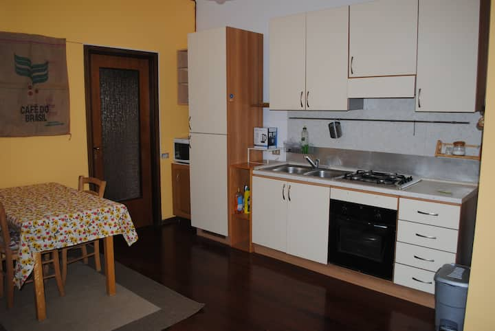 Peaceful flat surrounded by nature (Brunate, Como)
