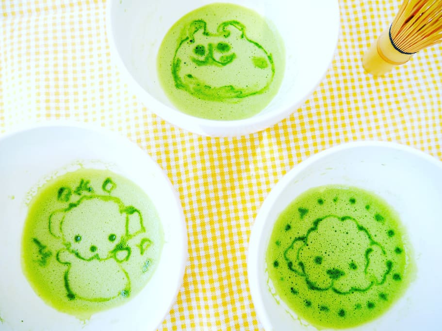you can try Matcha Art!