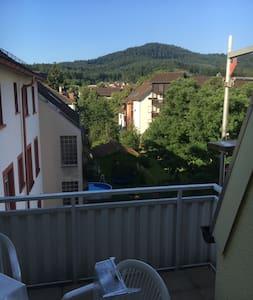 Moderne und helle Wohnung - voll ausgestattet - Baden-Baden