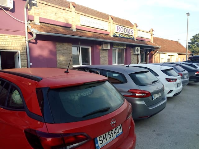 Rooms kod Simketa ,Subotica