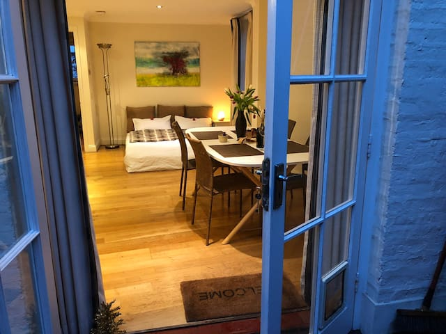Kensington Luxury Private room/Hyde Park/Holand P.