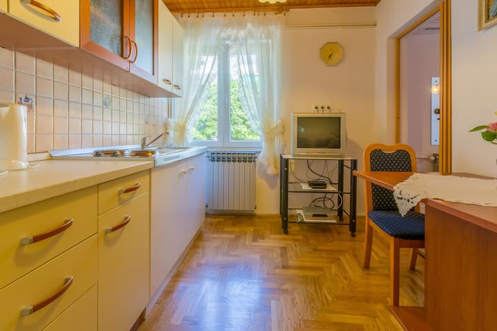 One bedroom Apartment, in Selce (Crikvenica), Terrace