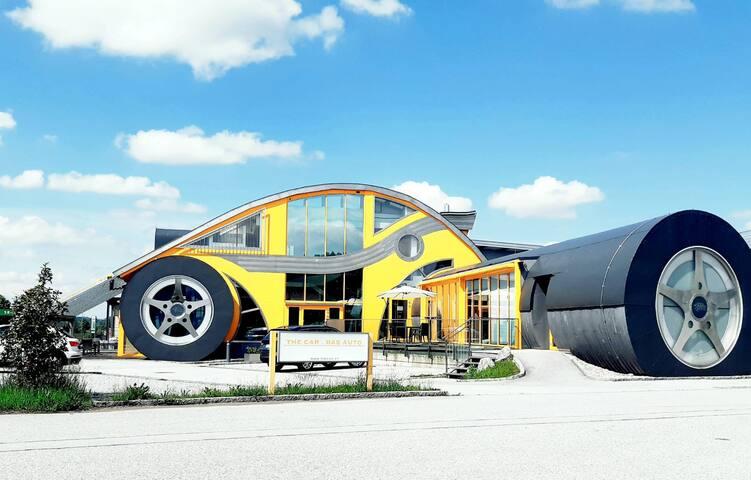 Unique property near Salzburg