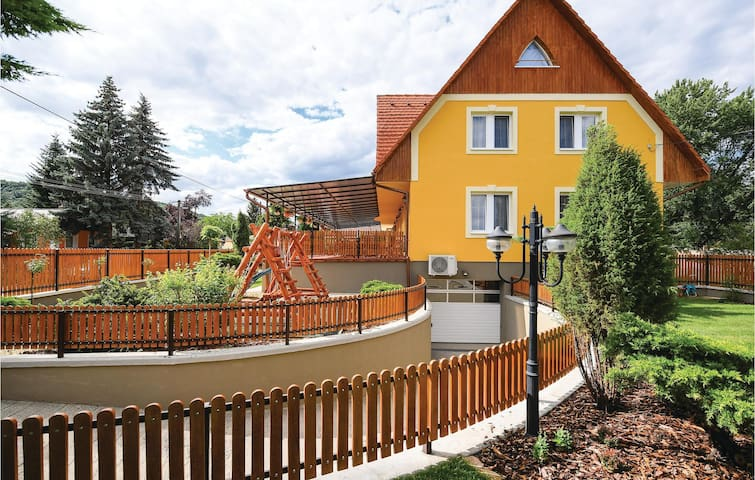 Holiday apartment with 1 bedroom on 24 m² in Bogács