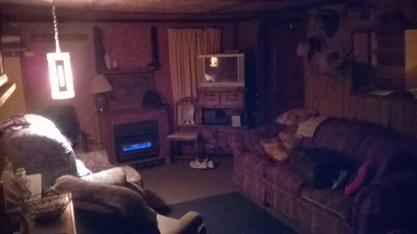 Country home w/full access, Pgh Int'l - 24m away.