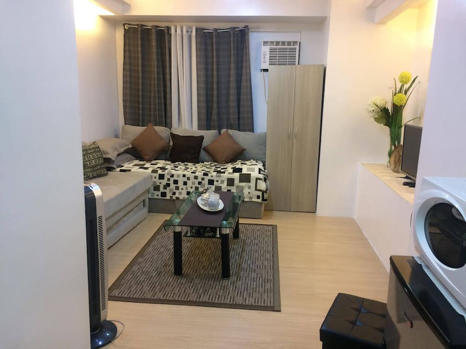 Perfect for millennials affordable fully furnished for Affordable furniture quezon city
