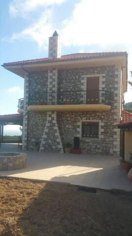 Villa Manos - Kalogeri - Villa
