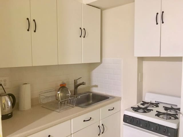 Cosy North Bronx studio apartment with Parking - Bronx - Apartment