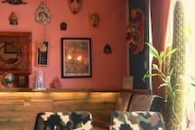 一楼我们自己的咖啡厅