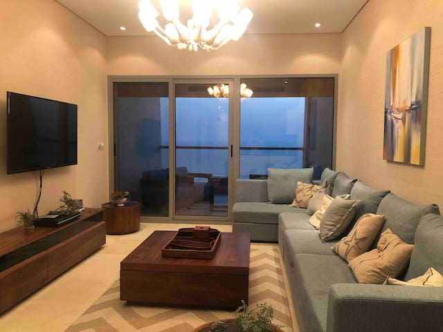 Spacious apartment in the heart of Jeddah corniche