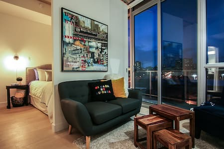 Fabulous urban suite in the heart of Halifax - Halifax - Daire