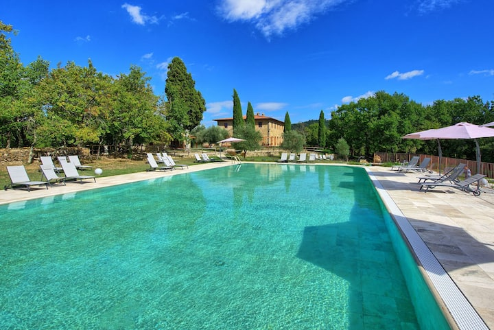 Mulignone 2 - apartment in the heart of Chianti, Toscana.