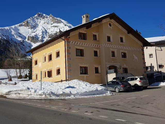 Ferienwohnung Tschierv Val Müstair