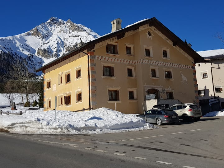 Holiday flat Tschierv Val Müstair