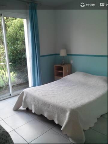Agréable chambre au calme, ouvrant sur le jardin - Saint-Maur-des-Fossés - Rumah