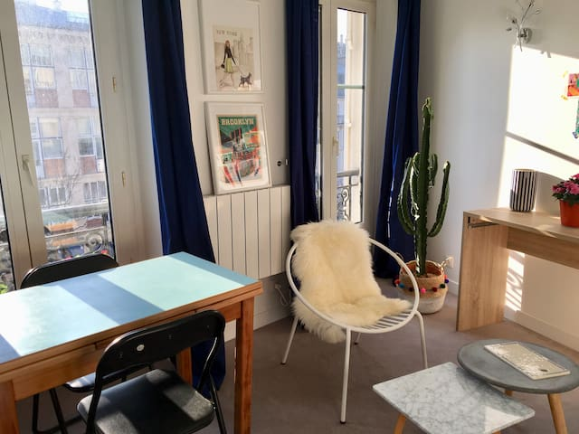 Cosy apartment Arc de Triomphe/Champs Elysées