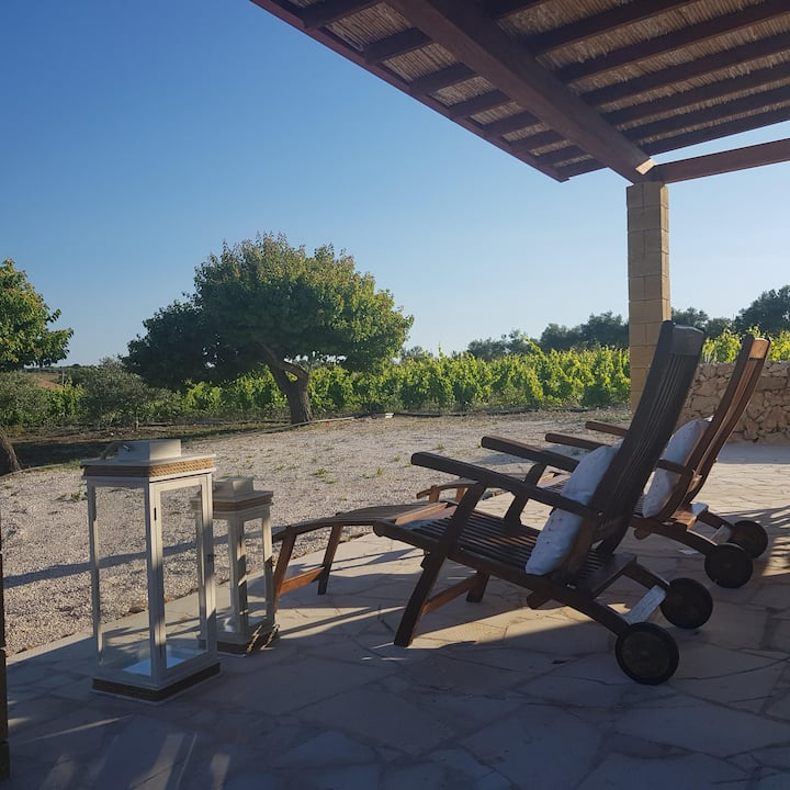 Scalecci, Country home, 1500 m from the sea