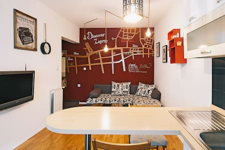 DOWNTOWN Apartment - FREE PARKING - Zágráb - Lakás