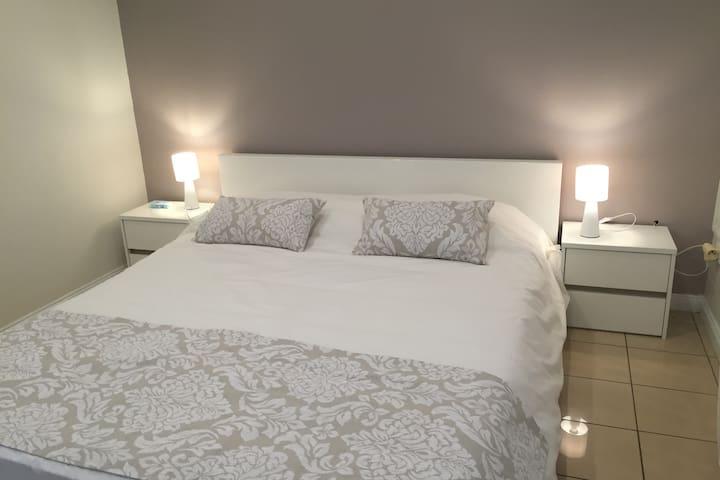Le grand lit juste pour vous !!!