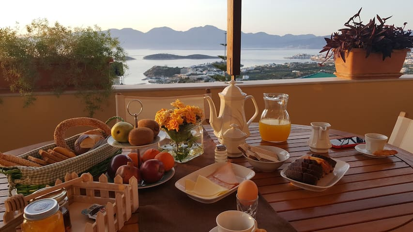 Villa Marant, Sea view 3 bedroom house