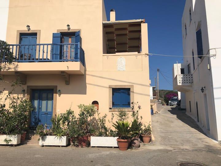 Our house by Kapsali beach