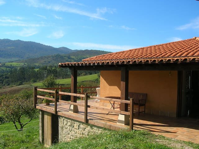 A lovely country and cosy cottage - Saja and Nansa valleys - Dom