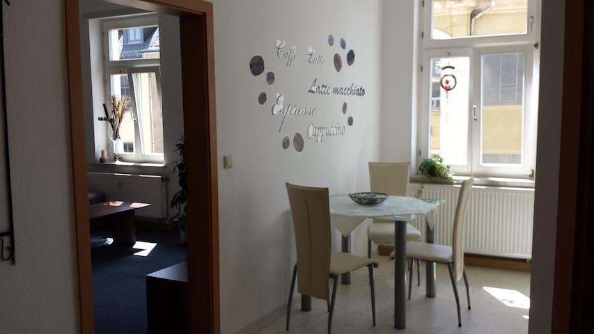 Schöne sonnige Wohnung im Herzen von Reichenbach