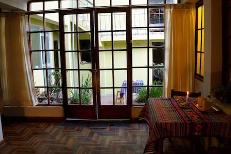Shared Room in Magical House - Cusco - House