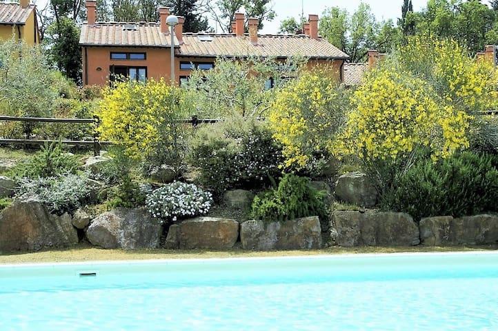 Villa Milù  Borgo  Fungaia  vicino a San Gimignano