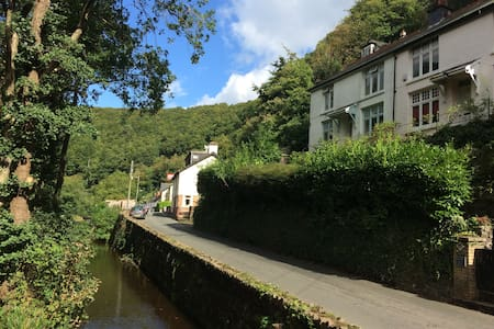 Discover Exmoor from Buchan cottage, Dulverton