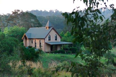The Chapel Clarendon Forest Retreat - Possum Brush