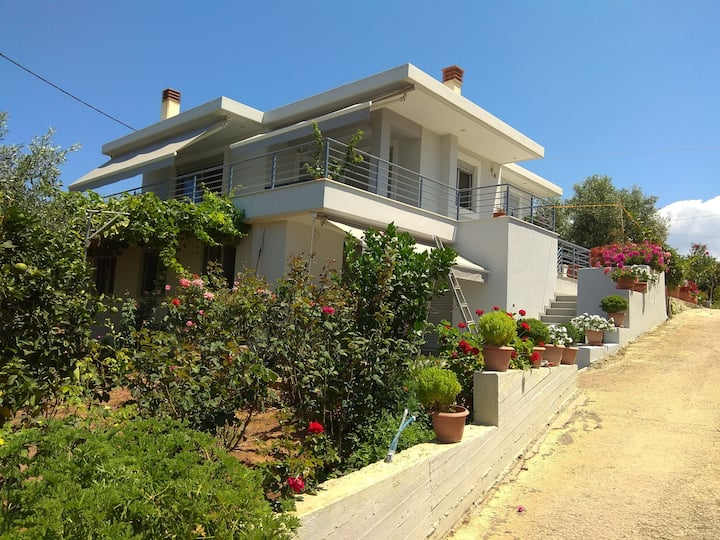 Filiatra (Agia Kiriaki) apartment close to the sea
