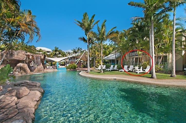 Diamond Beach Resort Poolside Villa #48