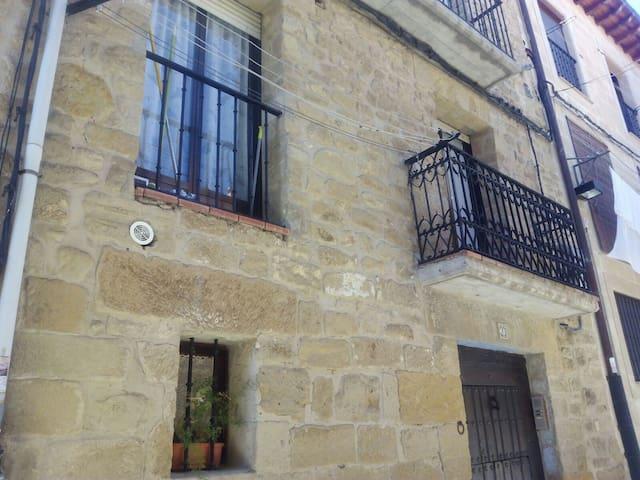 Apartamento en Laguardia. Centro Historico.