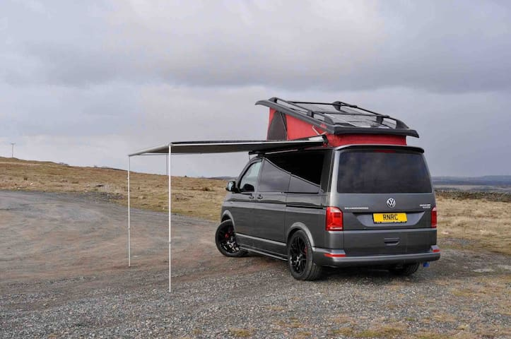 VW Transporter Campervan Rental