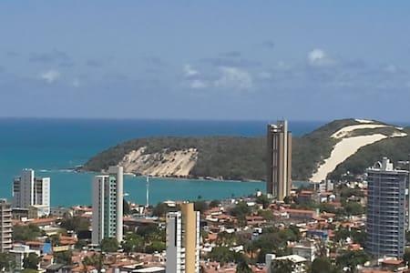 Apartamento com vista para o mar - Natal - Apartment