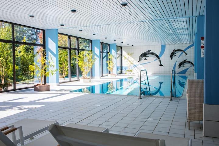 Alpenschwänchen - Schwimmbad beheizt, Hund erlaubt