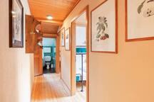 ♡Pretty Woodest Shelter♡ 5 min to St. Moritz