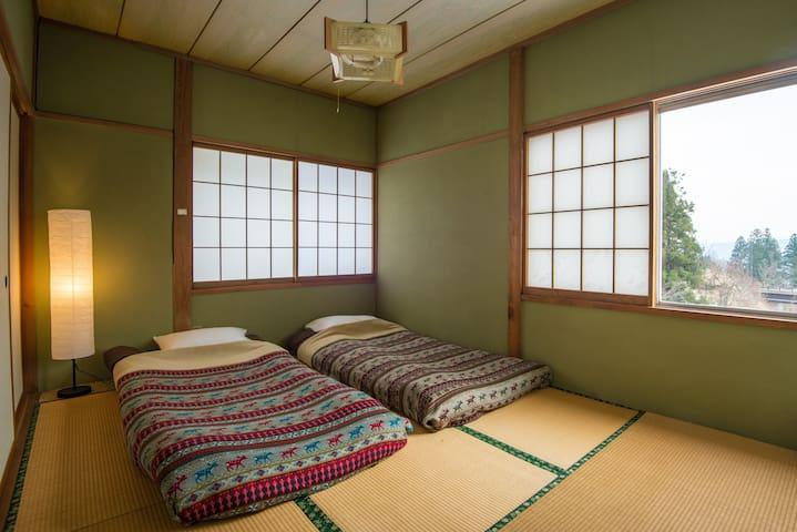 Myoko Powder Hostel - Private room - Myōkō-shi