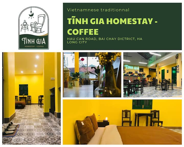 Tinh Gia Homestay & Coffee Near The Beach