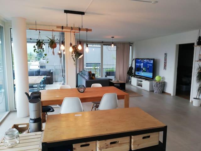 Appartement neuf et très lumineux !