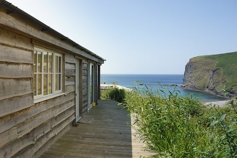 The Haven View Chalet, Crackington Haven, Cornwall
