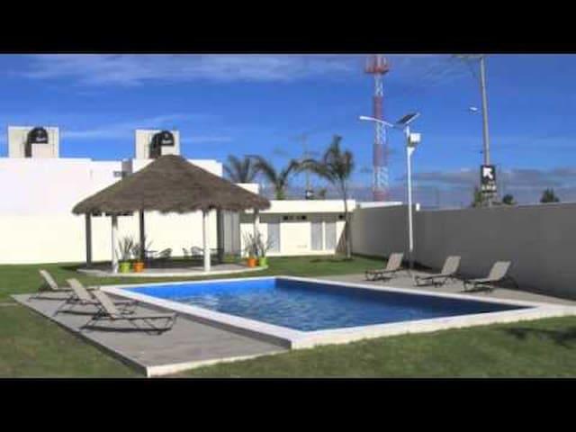 CASA CERCA DE VW - Heroica Puebla de Zaragoza - Gæstehus