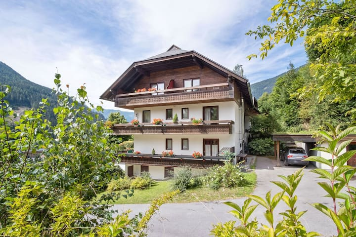 Splendid Apartment in Bad Kleinkirchheim surrounded by peaks